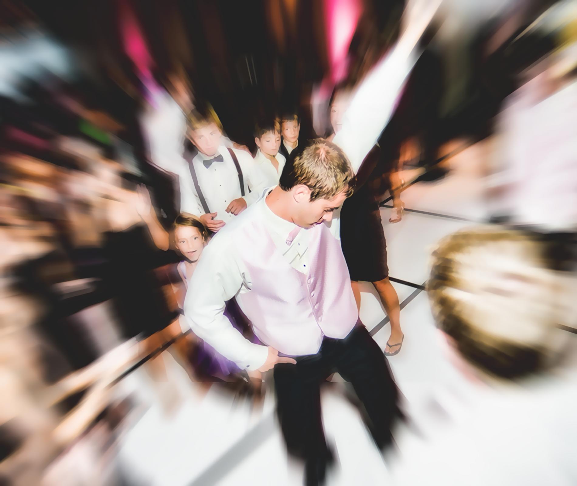 Dancers at Wedding