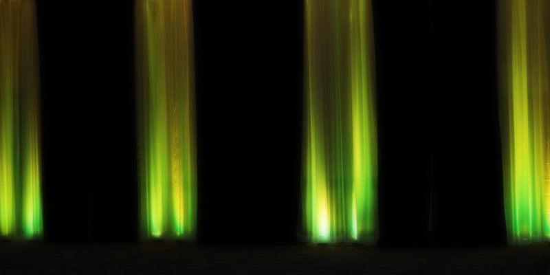 greenyellow uplight
