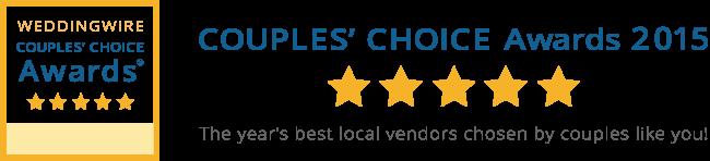 Couple Choice Award 2015
